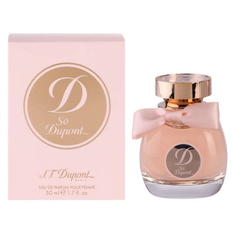 S T Dupont So Duppont For s t dupont so dupont eau de parfum for 100 ml