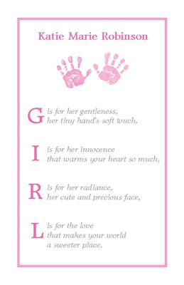 printable card for newborn baby girl what is a baby girl greeting card congratulations on