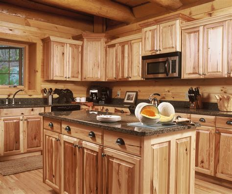 Cabin Kitchen Cabinets by Finishing Rustic Cabin Kitchen Cabinets Cabin Kitchen