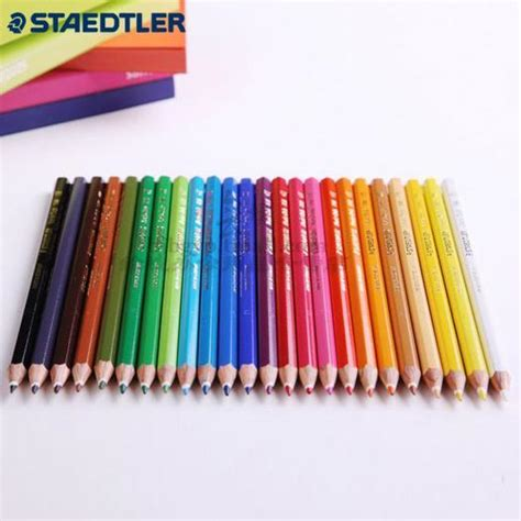 staedtler colored pencils staedtler 144nc 24 colored pencil colored pencil set