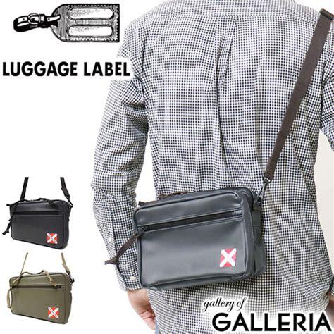 Luggage Label Yoshida Sling Bag galleria bag luggage yoshida bags porter ragagelabel