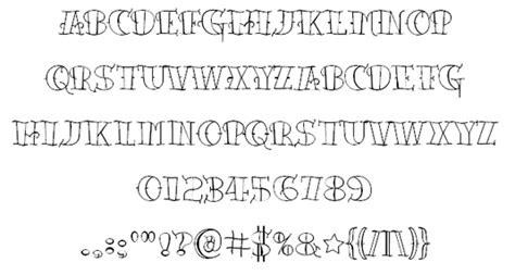 tattoo lettering net font image 31 tipograf 237 as gratuitas para tatuajes con mucho car 225 cter