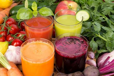 Fruit And Veg Juice Detox Recipes by Vegetable Juice Recipes For A Healthy Diet