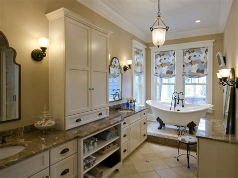 master bathroom cabinet ideas photos hgtv
