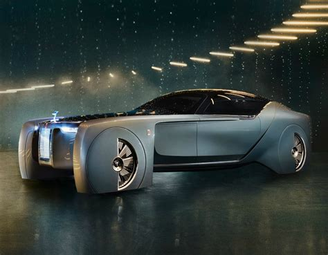 Rolls Royce Vision 100 Ex103 Concept Car Average Joes