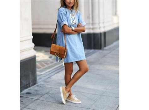 dresses you can wear with sneakers 13 dresses you can wear with sneakers purewow