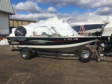 crestliner boat reviews crestliner 1750 fish hawk video boat review boats