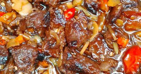Teflon Bakaran resep oseng mercon daging bakar oleh yunita fitriyani