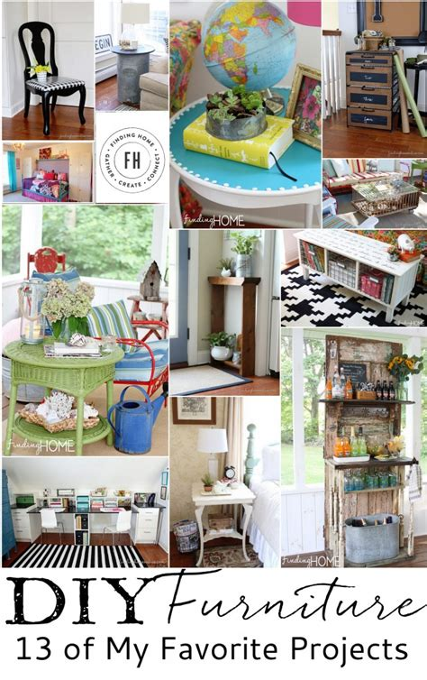 diy furniture projects finding home farms