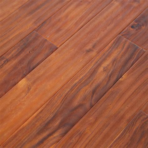 Wood Floor by Acacia Golden Sagebrush Scraped Hardwood Flooring