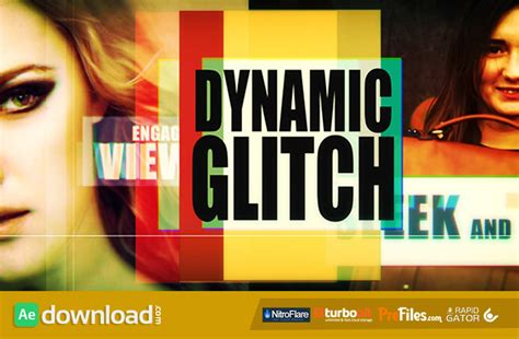 how to get free videohive templates videohive dynamic glitch free free after