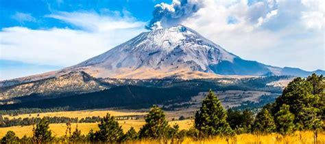 vulcano camino camino popo volcano www imagenesmi