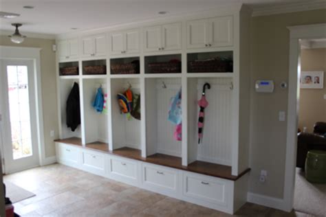 Kitchens Cabinets by Mudroom Mudroom Lockers Brobst Custom Cabinetry Amp Design