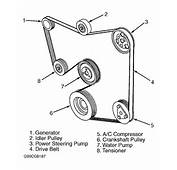 Need Serpentine Belt Diagram For 2001 Ford Focus  Fixya
