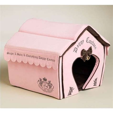 juicy couture dog house 44 best images about creative dog houses on pinterest console tv dog beds and gypsy