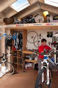 bike workshop ideas interior of tuff shed pro sports edition added features