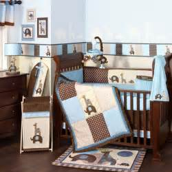 baby boy crib bedding set by lambs
