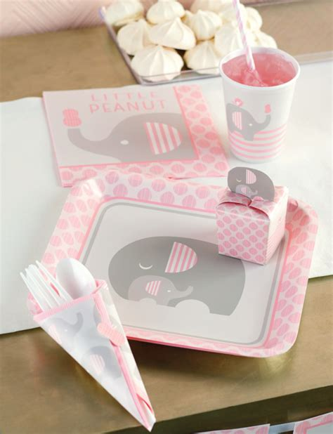 Baby Shower Dekoration by Baby Shower Dekoration Inspiration Til Babyshower Pynt