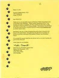 Charity Auction Letter charity auction letter template fundraising pinterest letter auction