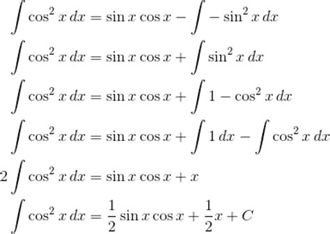 sin city 2 integral integrate cos 2 t using integration by parts