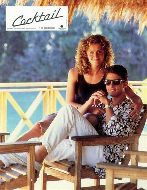 elisabeth shue cocktail elisabeth shue and tom cruise cocktail 1988 movie