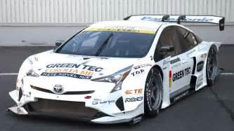 new toyota race car mental 2016 toyota prius gt300 racecar debuts at tokyo
