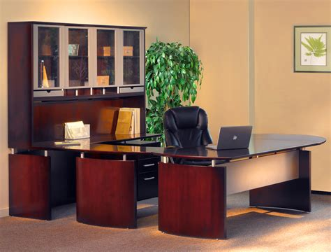U Shaped Office Desks Style All About House Design Good Office Desk Styles