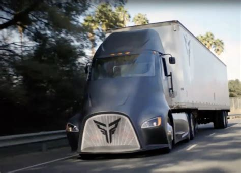most comfortable semi truck startup thor trucks jumps in the ring with tesla new