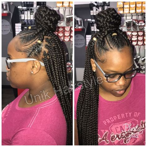 pin  unikkim  lemonade braids feedin braids feedin