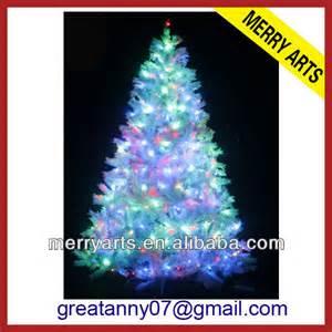 Artificial Christmas Trees Slim - 6ft slim led fiber optic christmas tree power supply cheap sale giant white feather christmas