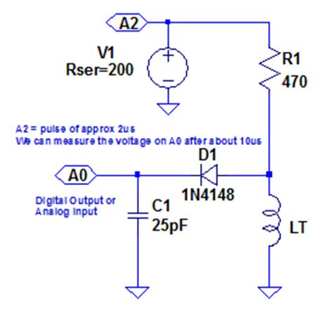 measure inductance with microcontroller measure inductance using arduino 28 images arduino based inductance meter inductor meter on