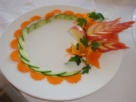 beautiful plate garnishes recipe ideas