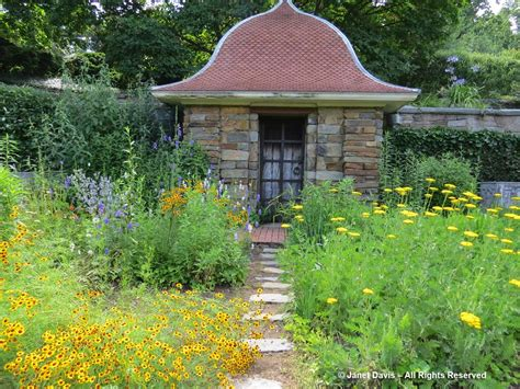 The Paint Shed Dumbarton by Blissing Out At Dumbarton Oaks Janet Davis Explores Colour