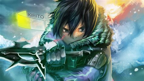 sword art online iphone 6 wallpaper hd galleryimage co kirito full hd wallpaper and background image 2920x1643