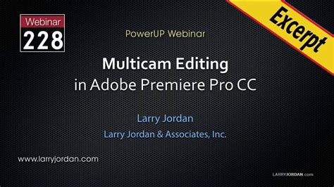 how to use the multicam editor in adobe premiere pro cs6 adobe premiere pro cc what you need to know about