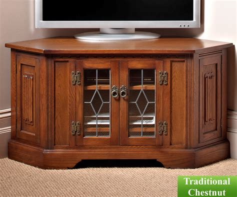Old Charm Classic 2633 Corner TV/DVD cabinet   Audio TV