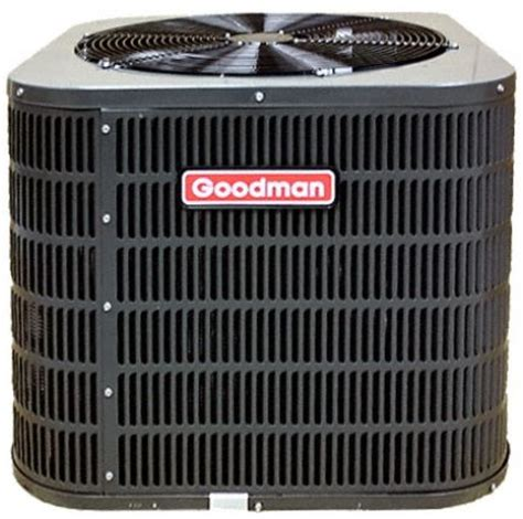 goodman gsc130481 central air conditioner 4 ton cooling capacity 48 000 btu cooling capacity