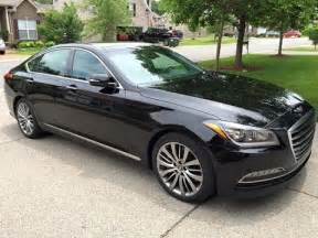hyundai genesis black 2015 reviews prices ratings with