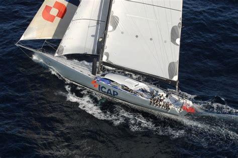 les voiles de st barth super maxi sailing yachts leopard   rambler  yacht charter