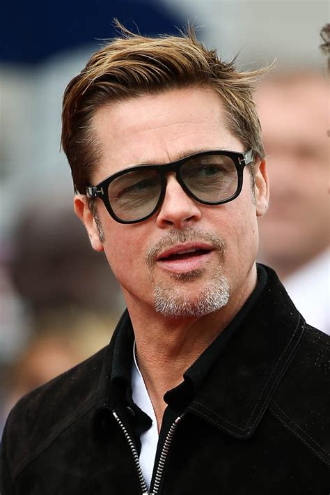 Brad Pitt looks hot at Le Mans 24 hour race and The