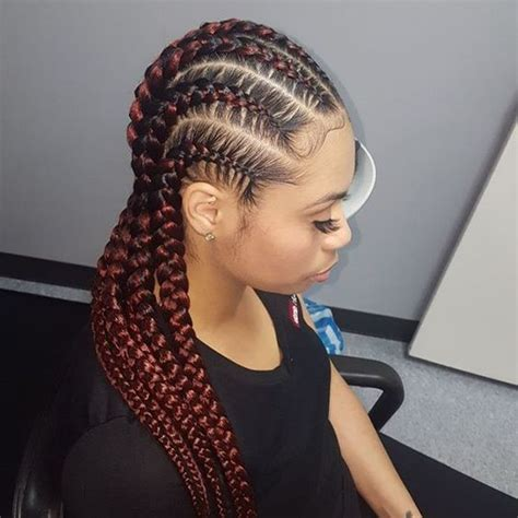 cornrow hair to buy different colour braids extensions and hair looks on pinterest