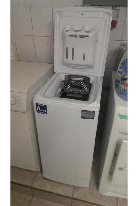 toplader waschmaschine bauknecht wat platinum 62 a - Waschmaschine Bauknecht Toplader