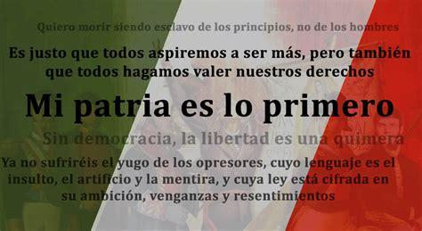 de la independencia de mexico frases frase viva la independencia viva las 40 mejores frases de la independencia de m 233 xico lifeder