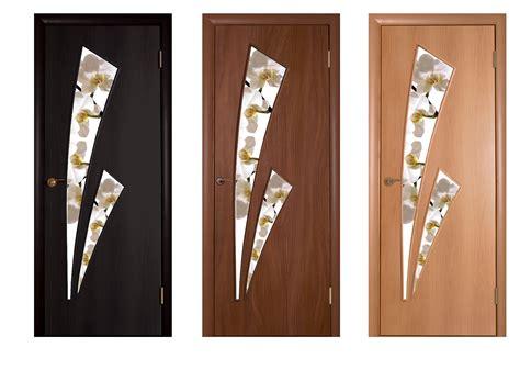 laminate door design methods of decorative finishing of interior doors