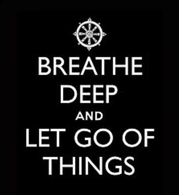 Crop Lets Keep breathe and let go of things alternative to quot keep
