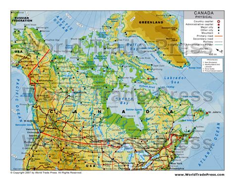 canadian map pdf canada map pdf