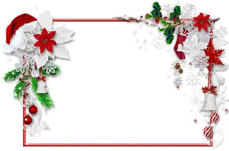 merry christmas frames png christmas png photo frame