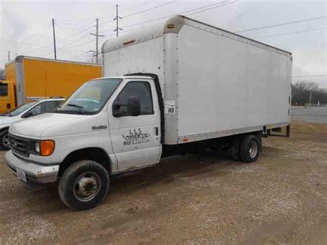 ford e450 2007 utility service trucks