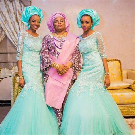 purple and green color combination aso ebi nigerian wedding mint green ore iyawo aso ebi color