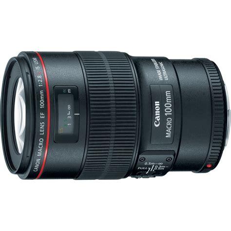 Canon Ef 100mm F 2 8l Macro Is Usm canon ef 100mm f 2 8l is usm 1 to 1 macro lens new